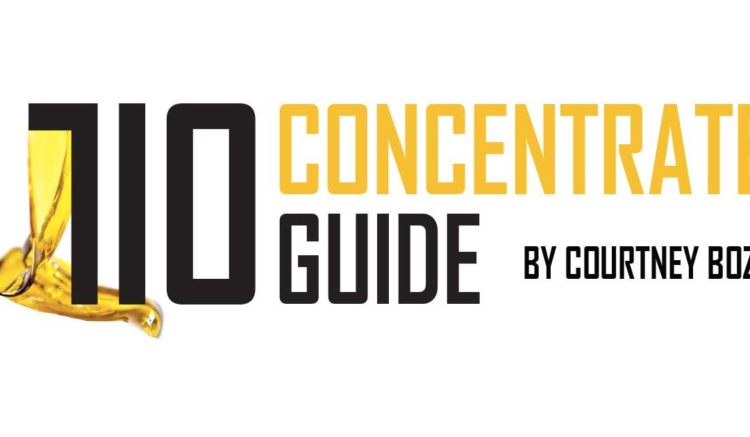 Concentrate Guide
