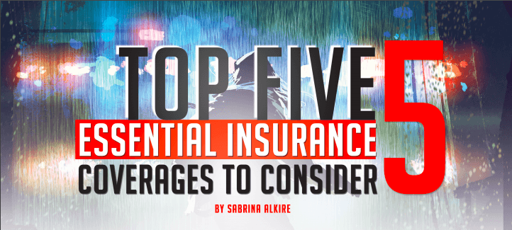 Top 5 Essential Insurance Coverages to Consider