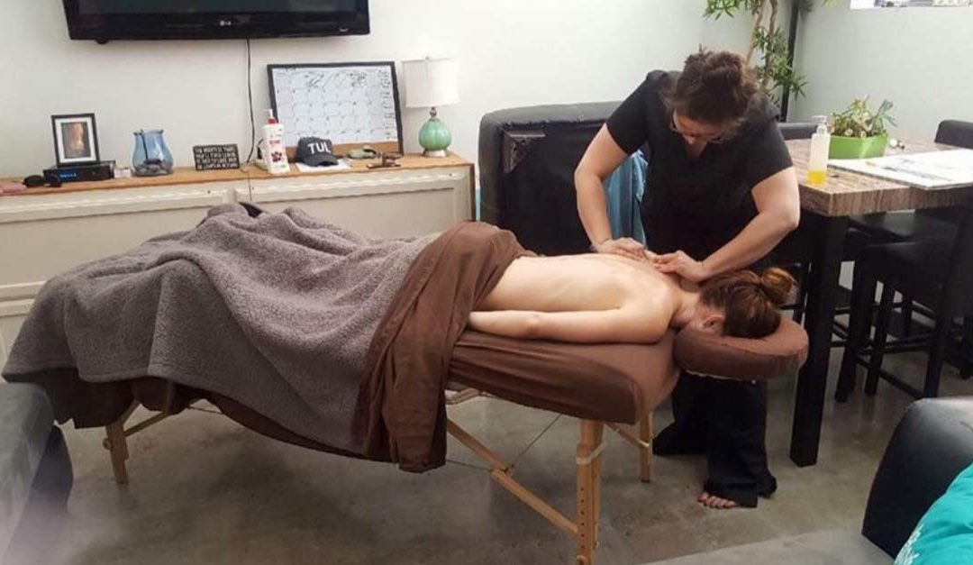 Massage Therapy Cannabis: A One-Two Punch in the Face of Pain