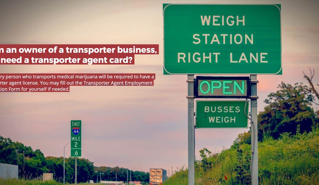 Here's How To Get A Cannabis Transport Agent Card In Oklahoma