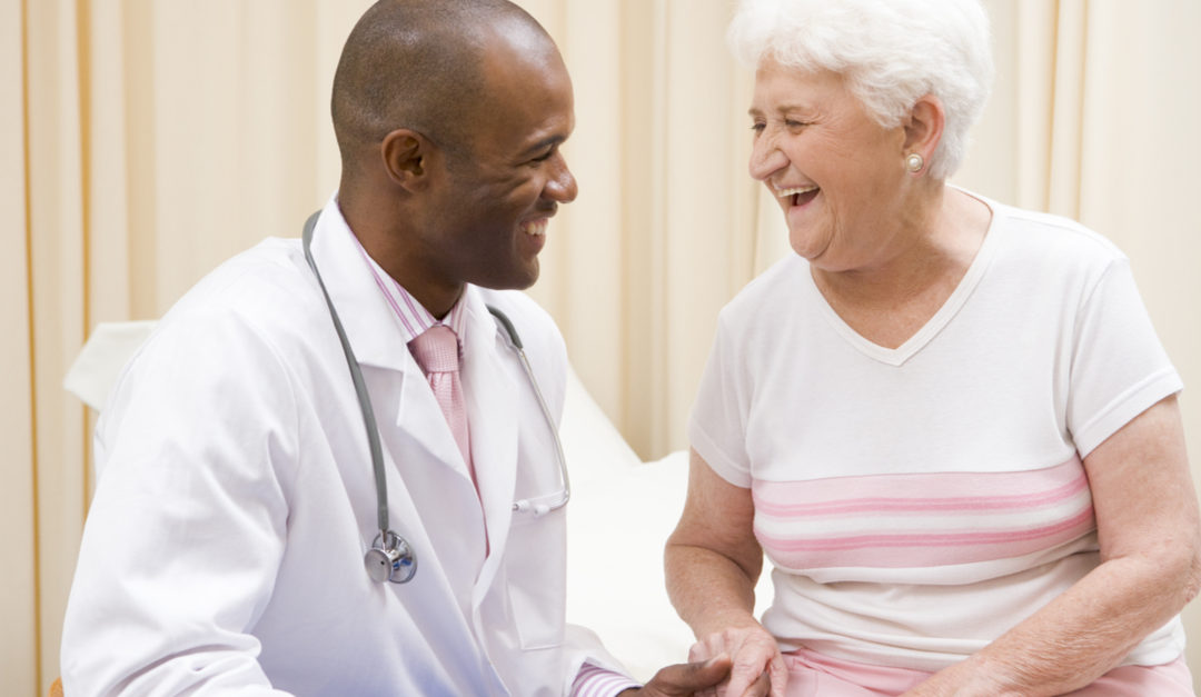 A Patient's Guide to Talking to Your Doctor